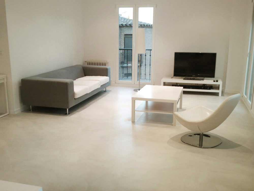Pavimento Bianco Grigio : Index of img pavimento in microcemento e resina pavimenti moderni