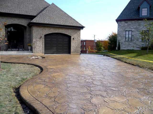 Pavimento Per Casa: Pavimento resina ristrutturosicuro. Esterno di una ...
