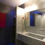 microcemento per rivestimento bagno