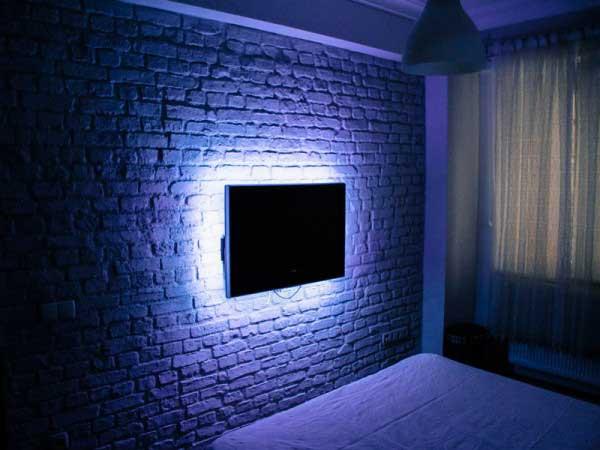 Immagini rivestimento pietra stampata e pietra ricostruita - Rivestimento muro interno ...