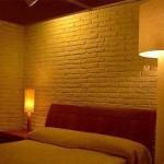 mattoni bianchi per parete in pietra stampata camera