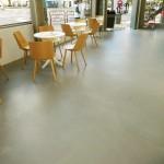 pavimento senza fughe in microcemento