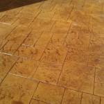 cemento stampato ardesia