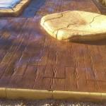 legno finto per pavimento esterno