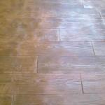 pavimento decorativo effetto legno