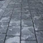 pavimento esterno in cls