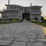 cemento stampato moderno