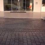 cemento stampato ad alta resistenza