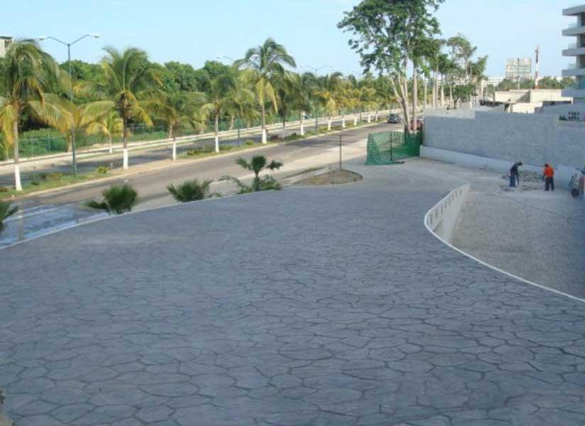 pavimento-cemento-stampato - Pavimento Moderno