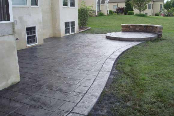 Pavimento per esterno moderno design casa creativa e - Pavimento per giardino ...