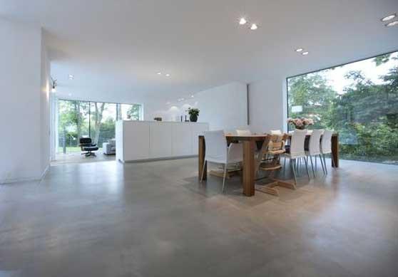 pavimenti resina e cemento
