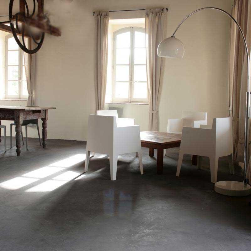 With pavimenti grigi for Cera arredamenti