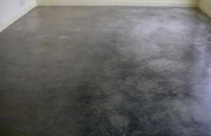 pavimento in marmo sintetico grigio