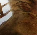 foto pavimenti in resina effetto marmo
