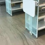 foto pavimenti in resina marmo
