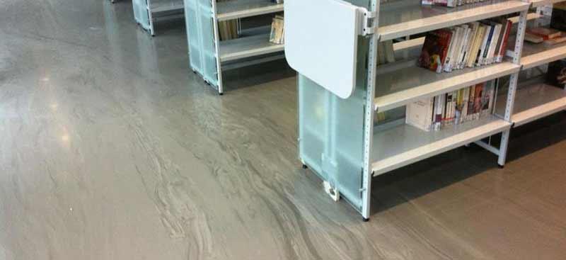 foto pavimenti in resina pavimento moderno