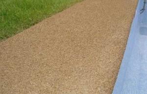 marciapiedi in sughero naturale