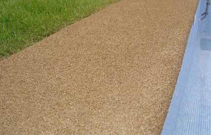 Pavimento in sughero naturale per esterni ecologico - Pavimentazione cortile esterno ...