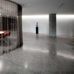 pavimenti minimalisti in cemento