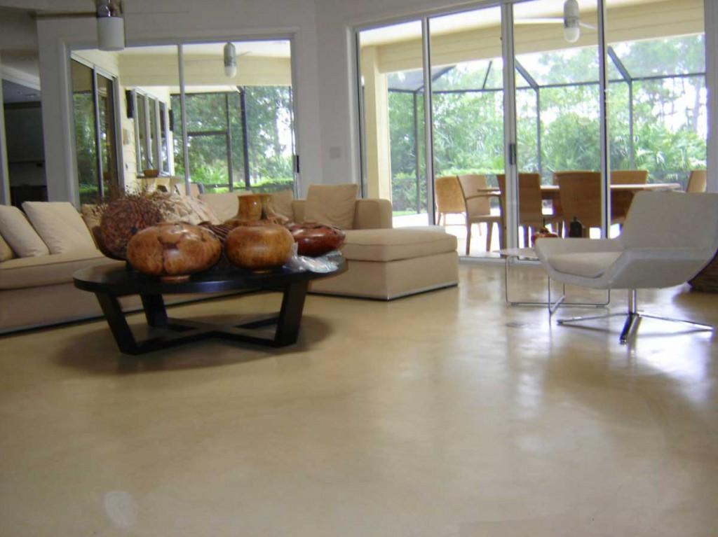 Pavimenti in resina naturale open space pavimento moderno - Pavimenti per casa ...