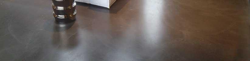 pavimento spatolato per interni
