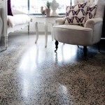 calcestruzzo levigato pavimento vintage