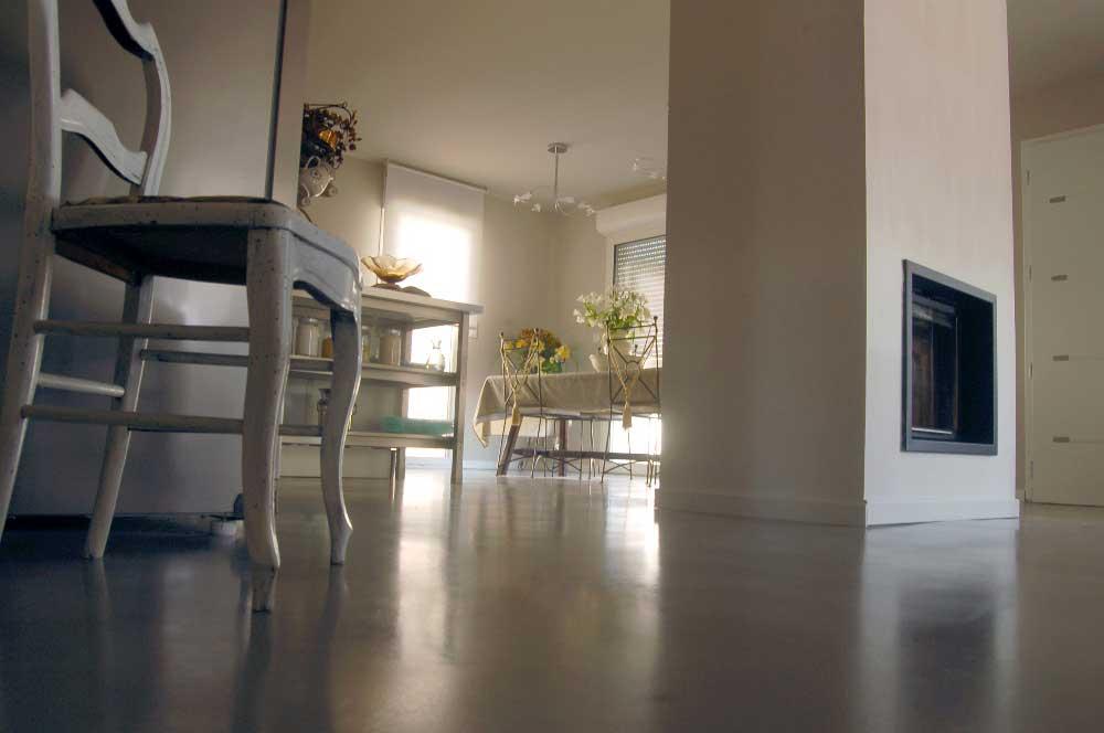 Pavimenti in microcemento con cemento moderno pavimento moderno