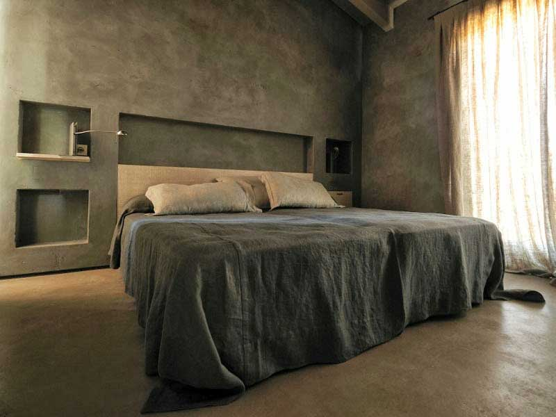 Scopri il pavimento che stai cercando con un quiz - Camera da letto marrone ...