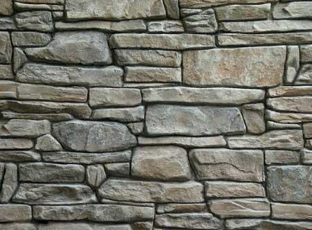 Immagini rivestimento pietra stampata e pietra ricostruita