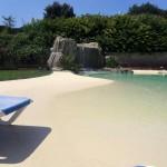 piscine effetto spiaggia naturale