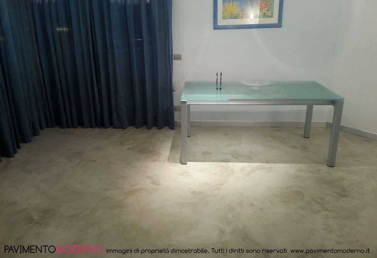 pavimenti in cemento per interni grigio opaco