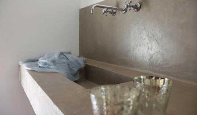 Tadelakt moderno prodotto innovativo per pavimenti e arredi - Bagno ecologico prezzi ...