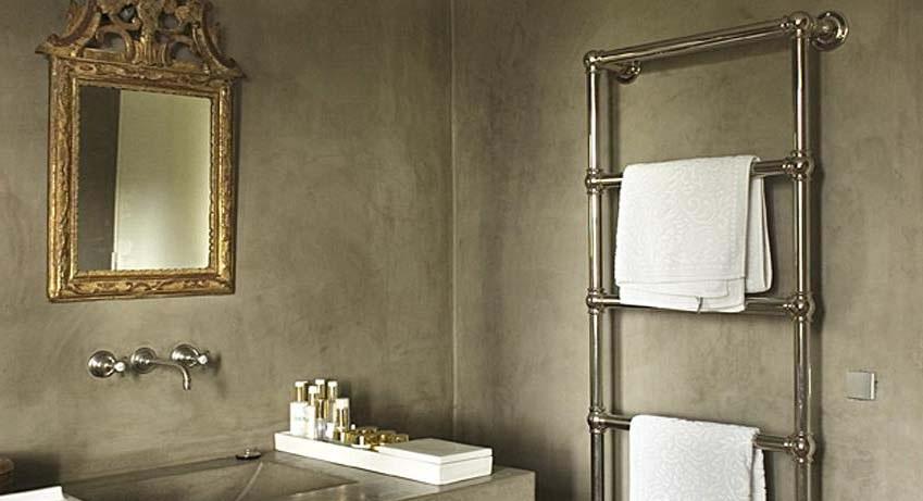 Pareti in resina pavimento moderno - Pareti doccia in resina ...