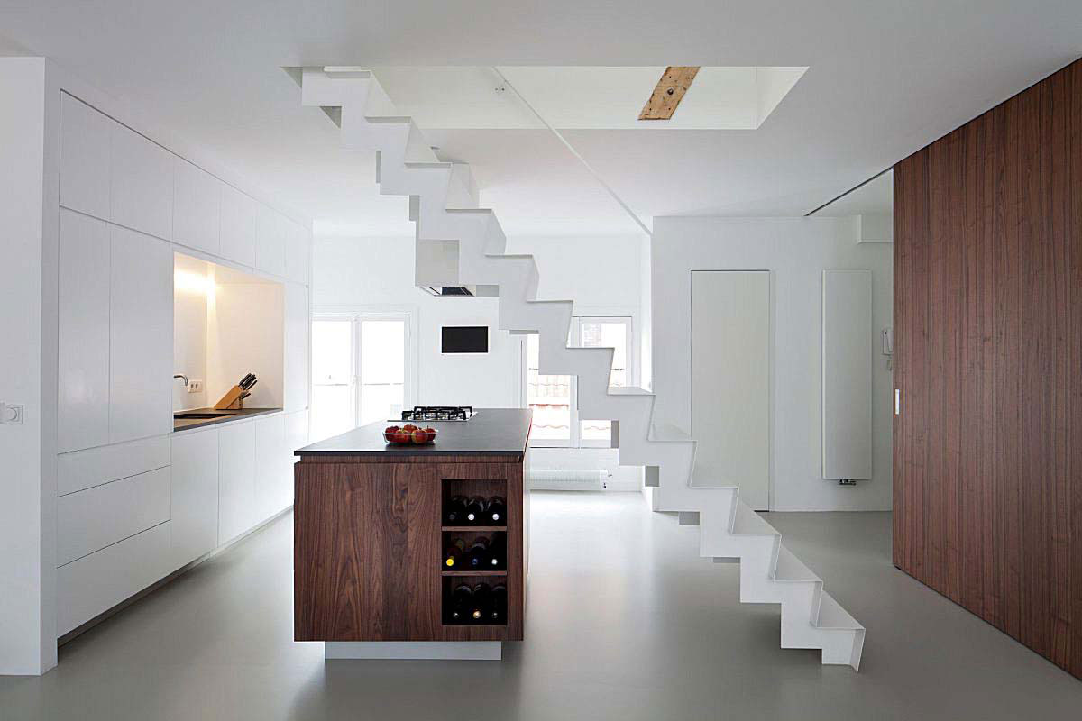 Pavimenti in resina per interni sistema infinity indoor - Pavimenti interni moderni ...