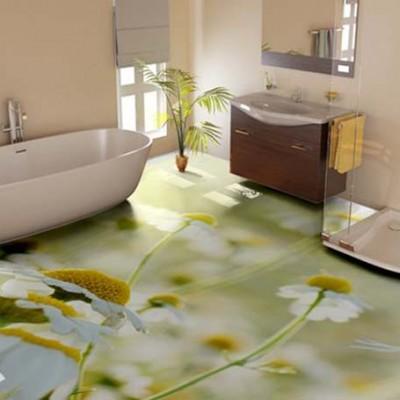 Pavimenti in resina 3D decorativi - Pavimento Moderno