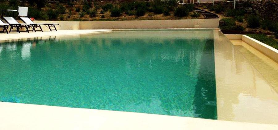 rivestimento piscine in cemento