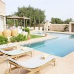 rivestimento color sabbia avorio piscina