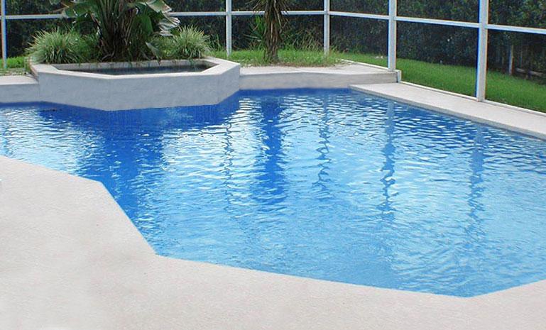 Rivestimento piscine in cemento armato muratura cls: tadelakt moderno p.