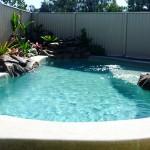 rivestimento piscina forma irregolare