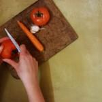 pavimenti in resina spatolata top cucina