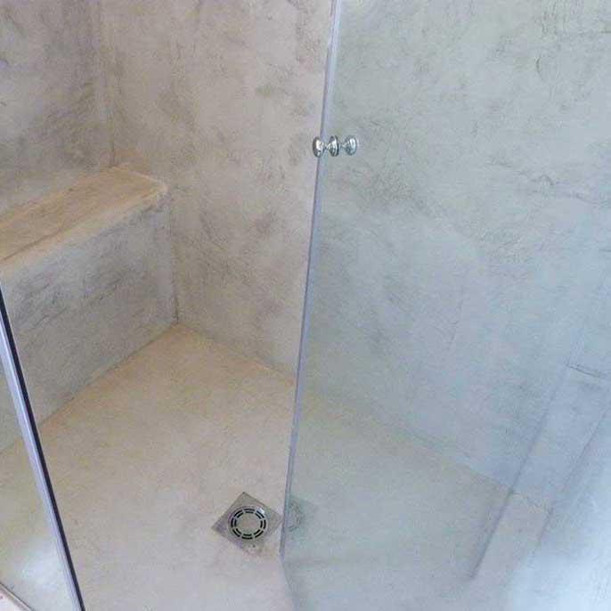 Differenza tra microcemento cemento e resina infinity - Microcemento bagno ...