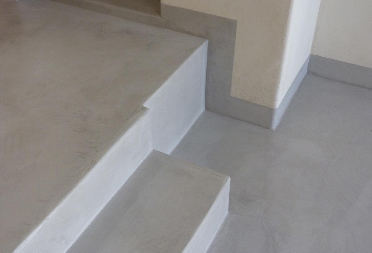 Gradini Per Scale Interne rivestimento scale in resina per interni moderni • pavimento moderno
