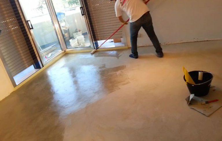 protettivo per cemento applicazione