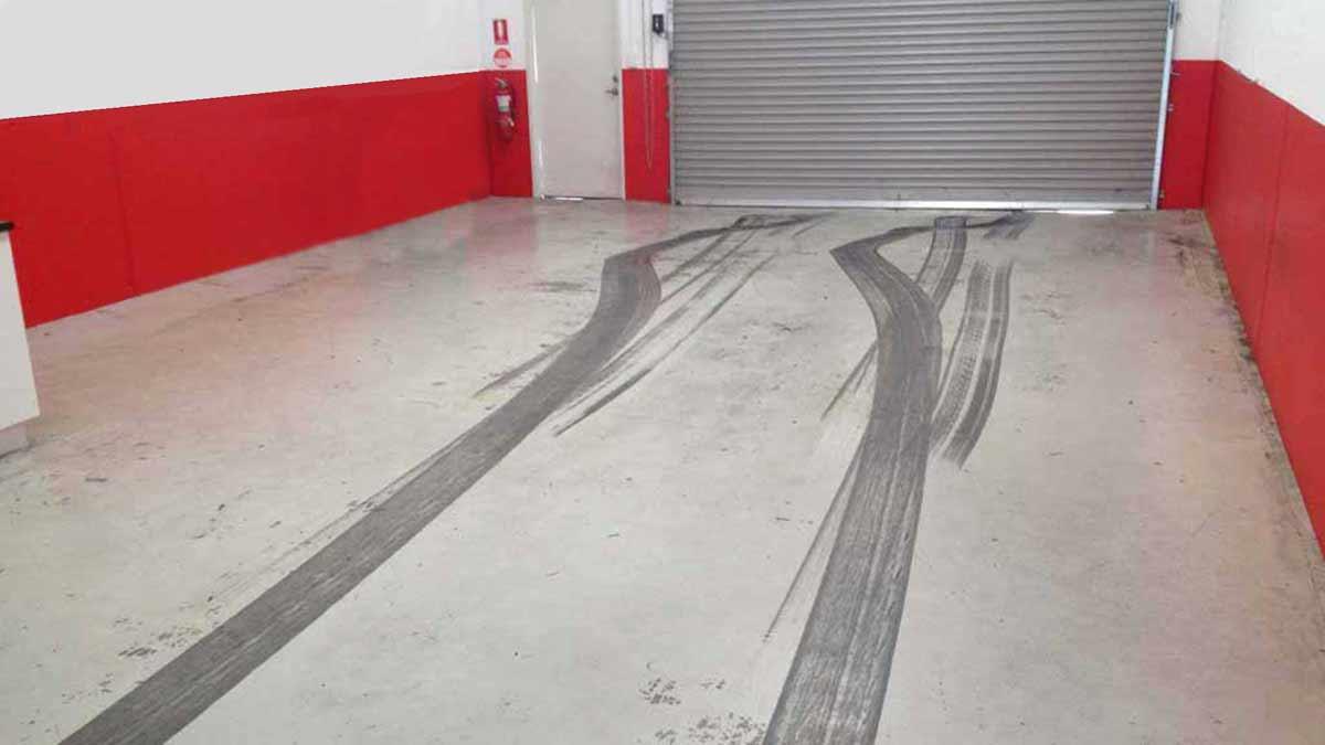 Pitture per pavimenti garage vernici per pavimento box garage in