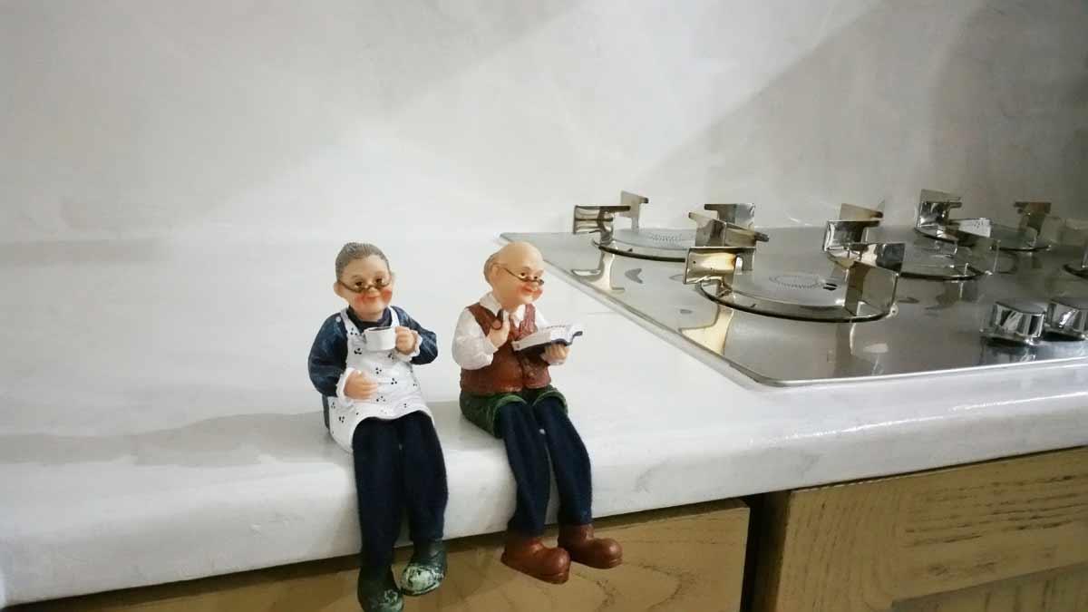 Piastrelle beige cucina moderna rinnovare piastrelle cucina