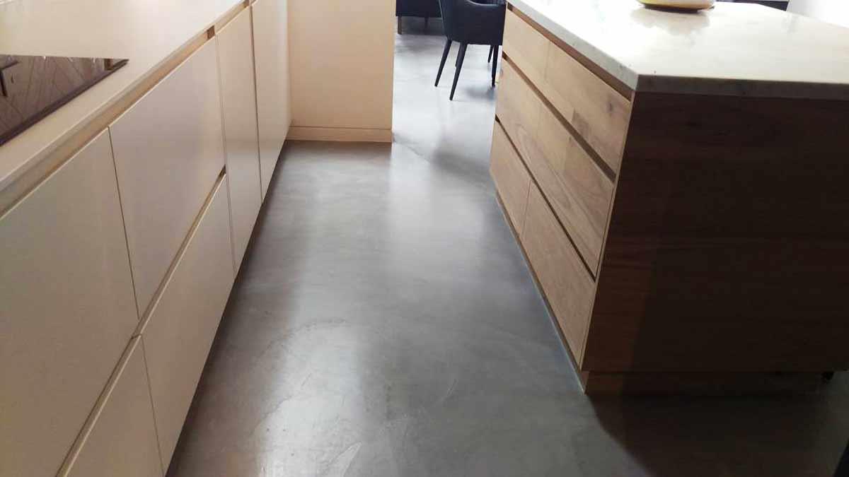 Piastrelle Moderne Per Interni pavimento economico spatolato eco per interni senza fughe