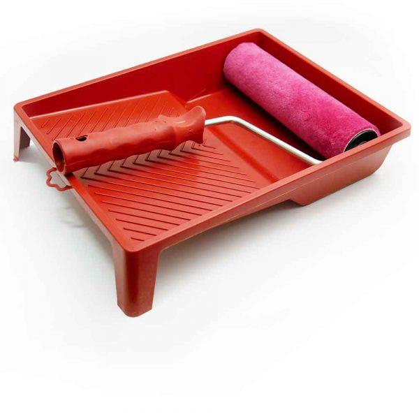 rullo con vaschetta professionale per pavimenti